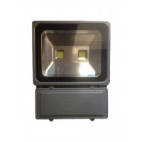 LED FLOOD LIGHT 100W WH 50W*2